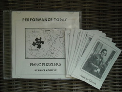 Piano Puzzlers